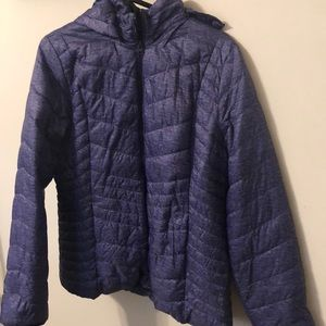 Xersion Purple lightweight Winter Coat